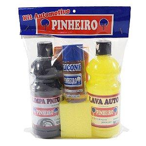 KIT LIMPEZA AUTOMOTIVO PINHEIRO(23162)