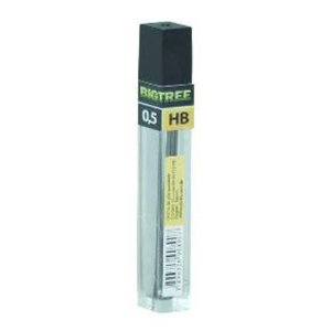GRAFITE 0.5MM HB C/12 MINAS BIG TREE CIS(15376/12)