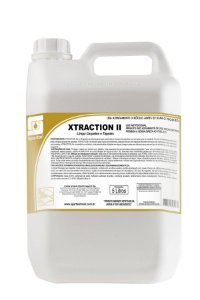 LIMPA CARPETES 5L. XTRACTION II SPARTAN - KIT 02 UNIDADES