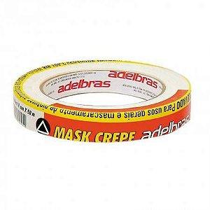 FITA CREPE 18MM X 50M MASK ADELBRAS