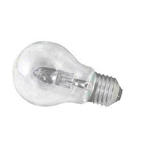 LAMPADA HALOGENA BULBO 42W 220V E27 ECOLUME