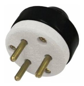 PINO 3 POLOS 30A./380V.PORCELANA INDUSTRIAL FX22 FOXLUX