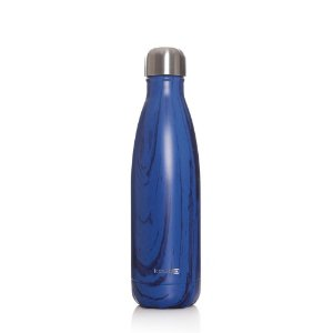 Garrafa Térmica Grey BlueWood 500ml  - KOUDA