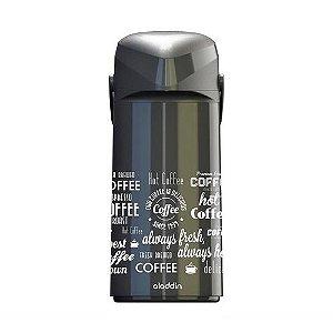 Garrafa Térmica Massima Coffe Preta 1,8L  - Aladdin