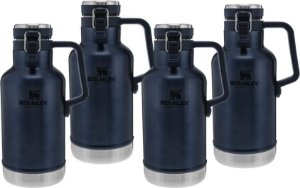 Kit Promocional - 4 Growlers Térmicos Azul Nightfall - STANLEY