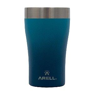 Copo Térmico de Cerveja 500ml Azul Ocean Blue - Arell