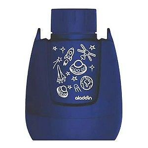 Cantil Térmico Kids 300ml Azul Marinho - Aladdin