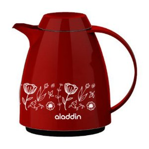 Garrafa Térmica Bule Verona 750ml Vermelho - Aladdin