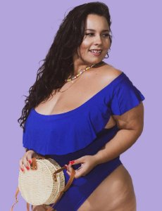 Body Chiquinha Gonzaga