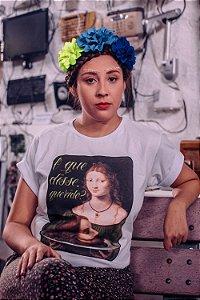 Camiseta O que disse, querido?
