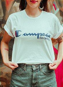 Camiseta Campeão da Cachaça