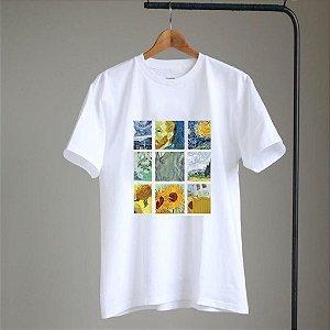 Camiseta Quadros de Van