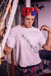 Camiseta Miss Afronta