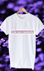 Crie sua Camiseta