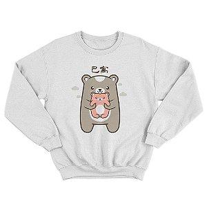 Moletom Unissex Bear Hug