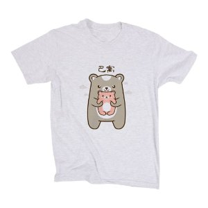 Camiseta Unissex Bear Hug