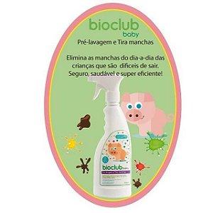 Pré-lavagem E Tira Manchas Bioclub Baby 500ml