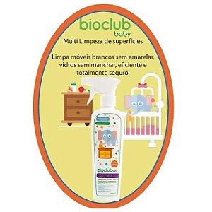 Mult Limpeza De Superfícies Bioclub Baby 500ml