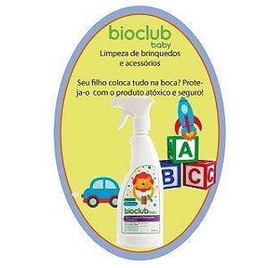 Multi Limpeza De Brinquedos E Acessórios Bioclub Baby 500ml