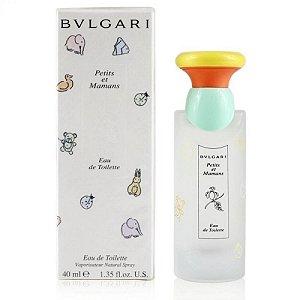 Bvlgari Eau De Toilette, Petit Et Mamans, (1.35 Ounce) - 40 ml
