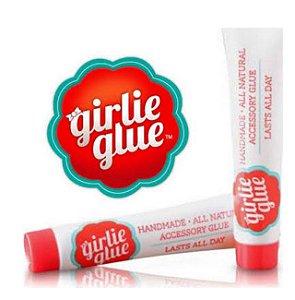 Girlie Glue - Colinha para laços e acessórios para bebê (colinha para bebe)