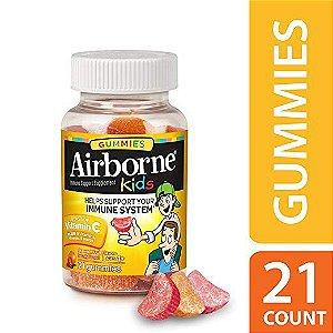 Suporte Imunológico para crianças - Vitaminas e Minerais - Airborne Crianças e Adulto
