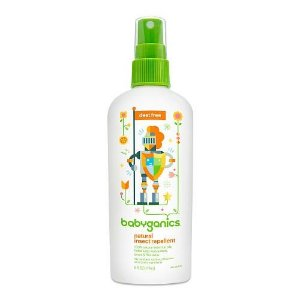 Repelente Natural Baby Ganics 59ml