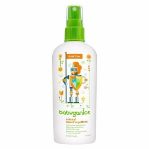 Repelente Natural Baby Ganics 177ml