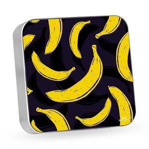 """Carregador Portátil """"Powerbank"""" Bananas com 7.800 mAh"""