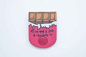 ORGANIZADOR DE FIOS ALL WE NEED IS CHOCOLATE