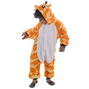 Pijama Kigurumi Infantil Girafa