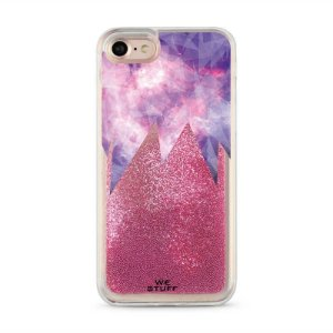 "Capa para Celular ""Case"" Universo Glitter"
