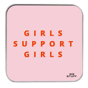"Carregador Portátil ""Powerbank"" Girls Support Girls com 7.800 mAh"