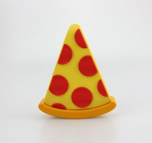 "Carregador Portátil ""Powerbank"" Emoji - Pizza"