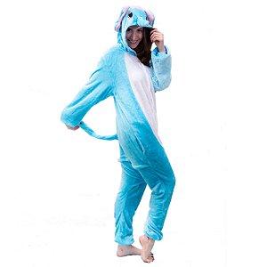 Pijama Kigurumi Elefante
