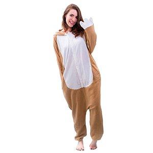 Pijama Kigurumi Preguiça