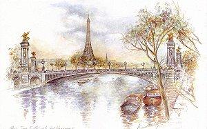 PARIS 001 A4
