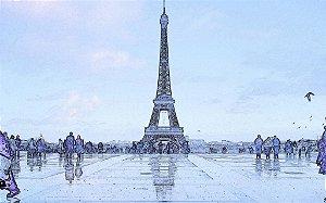 PARIS 002 A4