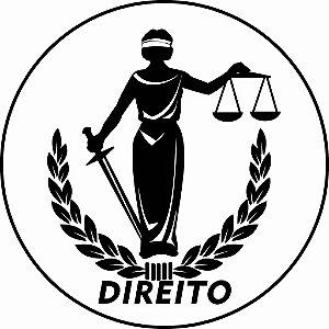 DIREITO LOGOMARCA 001 19 CM
