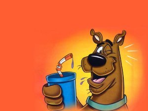 SCOOBY DOO 005 A4
