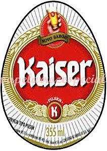 OVO COLHER KAISER 002 (02 UNIDADES) 250G