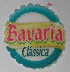 BAVARIA 001 MEDALHAO 5 CM - 15 UNIDADES CORTADO