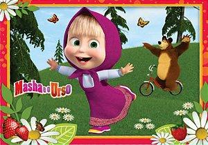 MASHA E O URSO 006 A4
