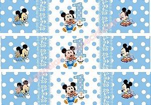 MICKEY BABY FAIXA LATERAL 002 A4