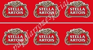 STELLA ARTOIS FAIXA LATERAL 001 9 CM