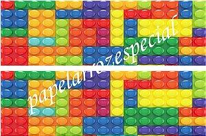 LEGO FAIXA LATERAL 001 9 CM