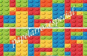 LEGO FAIXA LATERAL 002 9 CM