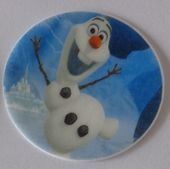 HOSTIA OLAF 001 (20 UNIDADES)