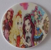 HOSTIA EVER AFTER HIGH 001 (20 UNIDADES)