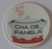 HOSTIA CHA DE PANELA 001 9 CM